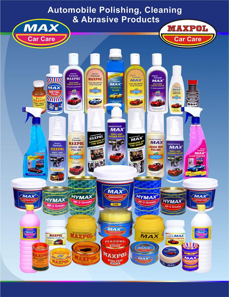 Gujral's Car Care Products Group Photo